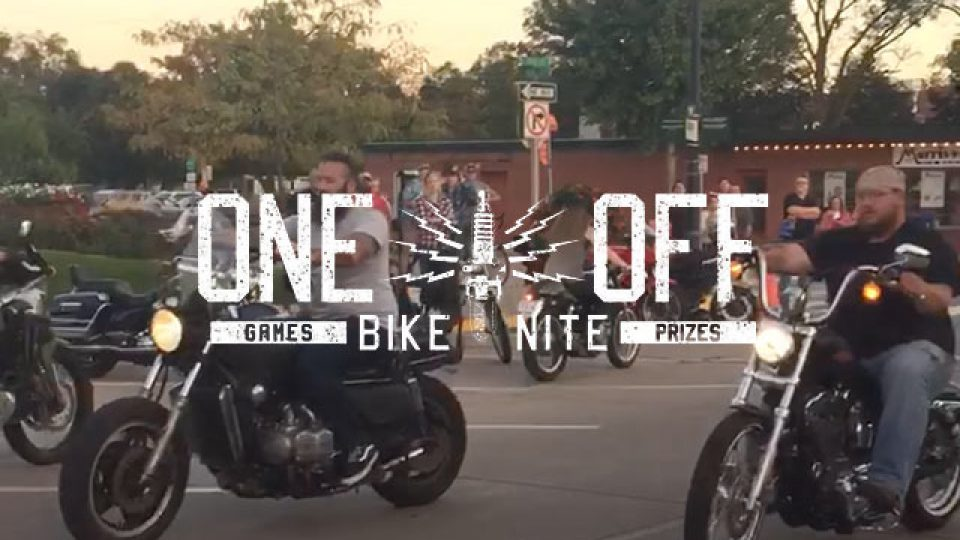 One-Off Bike Nite - Sep 1st, 2016 (DMVBN)