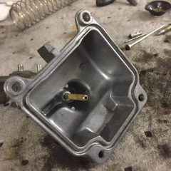 Carb  Carburetor  Rebuild  Gb500 2