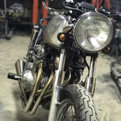 Cb350F Stinger Lighting 2