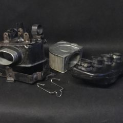 1973 Honda Cb350F Air Intake Box 1